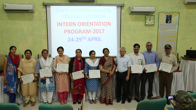 Intern Orientation Program
